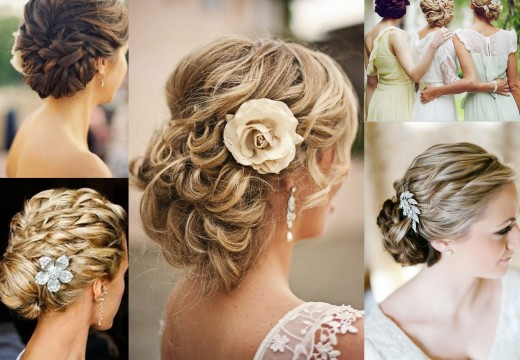 8 Gorgeous and Perfect Wedding Hairstyles