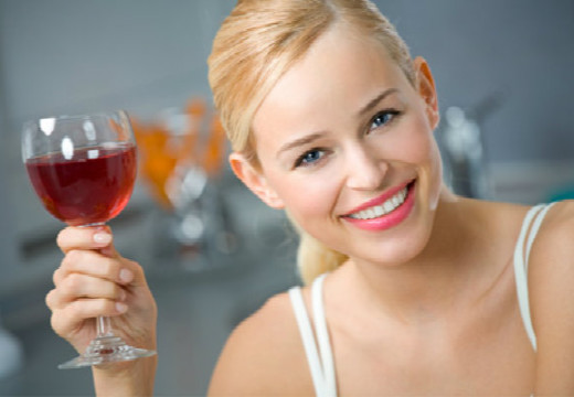 Why Red Wine As Antioxidants Questioned in the Study?