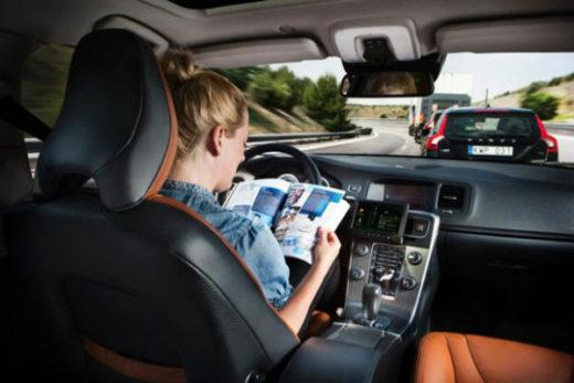 Google Self-Driving Car – No More Steering Wheel